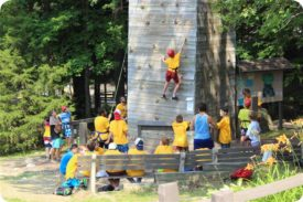Cabin Challenge can include climbing Mt Wood