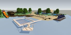 Camp Jewell's Waterfront of the Future