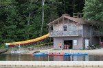 Wet Willie Water Slide