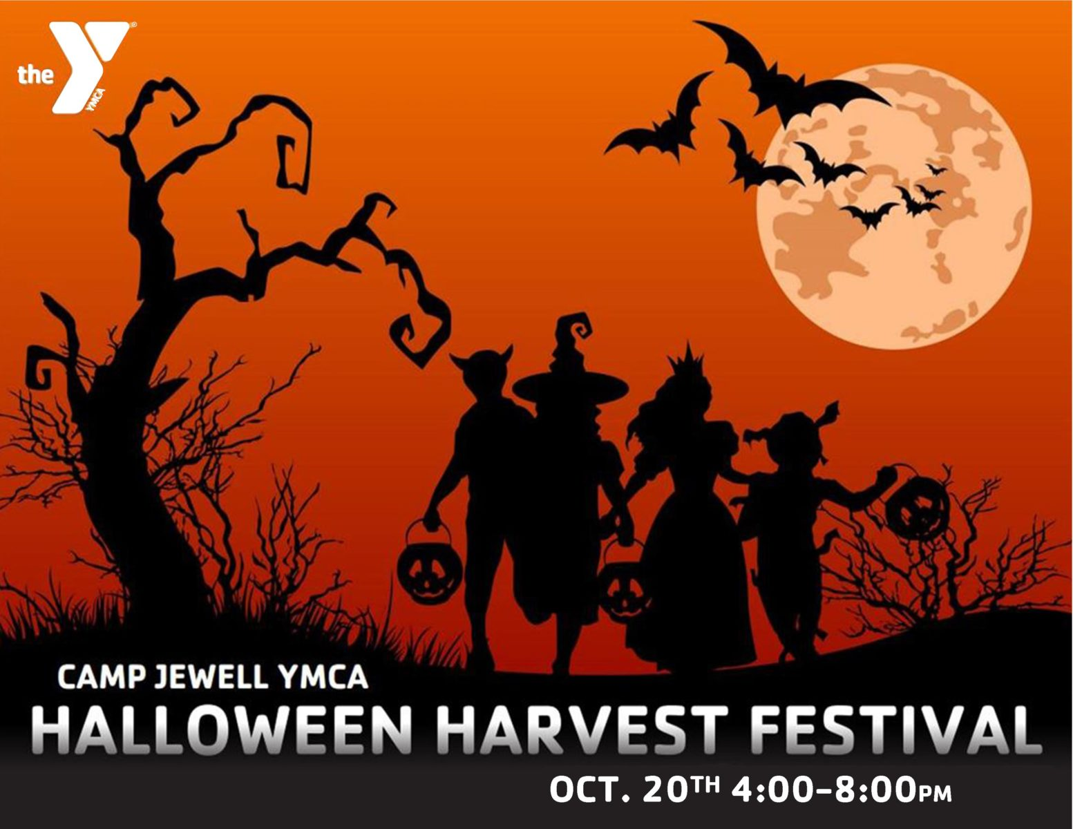 halloween harvest fest | camp jewell ymca